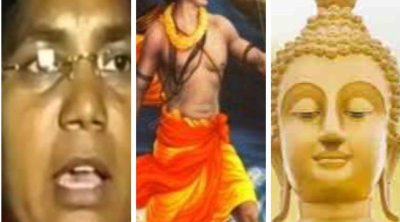 भाजपा सांसद का शर्मनाक बयान, बोलीं- अयोध्या में बौद्ध मंदिर बने, राम मन्दिर नहीं