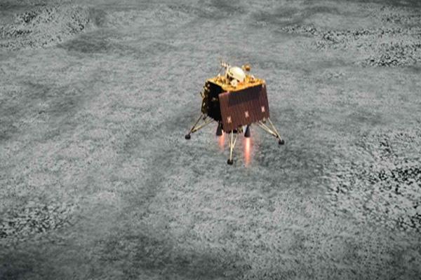 विक्रम लैंडर की तस्वीर नहीं ले पाया NASA का एलआरओ, बताई ये वजह