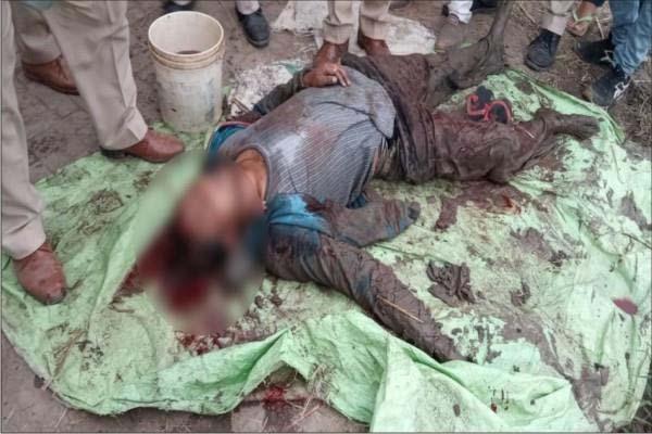 गैंगस्टर राजविंद्र सिंह का खून से लथपथ शव बरामद, हत्या की आशंका