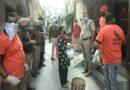 संकट की घड़ी में रुद्र सेना संगठन ने बढ़ाए मदद के हाथ, 100 परिवारों के सदस्यों को दी राहत सामग्री