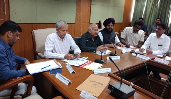 पंजाब में 558 डाक्टरों की जल्द होगी भर्ती, दस अस्पतालों को करेंगे आधुनिकीकरण, सरकार का बड़ा फैंसला