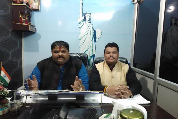 जेलों में बन्द पुलिसकर्मियों की रिहाई के लिए निशांत शर्मा और इशांत शर्मा करेंगे हस्ताक्षर अभियान की शुरुआत