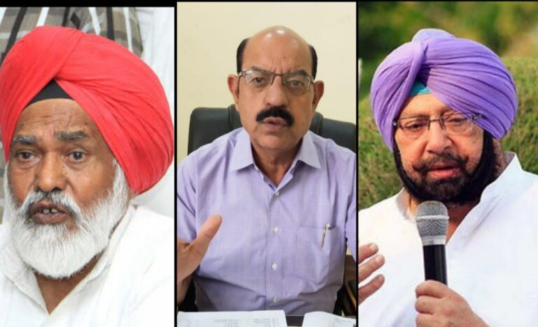 कांग्रेस के पूर्व पंजाब प्रदेशाध्यक्ष एवं राज्य सभा सांसद शमशेर सिंह दुल्लों ने शराब माफिया के मुद्दे पर खोली कैप्टन सरकार की पोल : मोहिंदर भगत