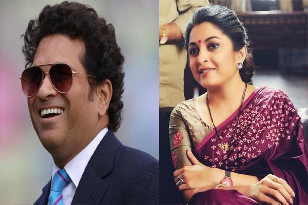 सचिन तेंदुलकर और बाहुबली फिल्म की अभिनेत्री रम्या कृष्णा हुए ठगी के शिकार, इस शातिर शख्स ने ऐसे लगाया चूना