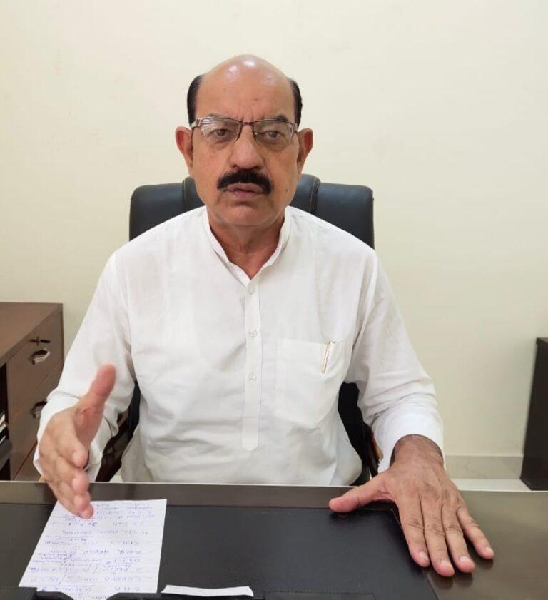 BJP प्रदेशाध्यक्ष अश्विनी शर्मा पर केस दर्ज करने पर भड़के मोहिंदर भगत. बोले – कांग्रेस सरकार राजनीतिक रंजिश में कर रही धक्केशाही