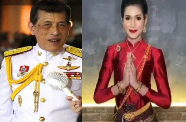 इस देश के राजा की गर्लफ्रेंड की सैकड़ों न्यूड फोटोज सोशल मीडिया पर लीक, मचा बवाल