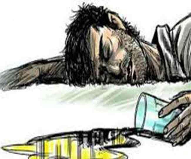 जहरीली शराब पीने से 11 लोगों की मौत, दो दर्जन से ज्यादा बीमार- लोगों में हड़कंप