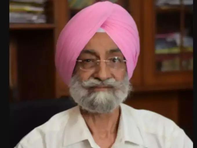 सुप्रीम कोर्ट द्वारा गठित कमेटी से भूपिंदर सिंह मान ने खुद को किया अलग, किसानों के समर्थन में कही ये बात