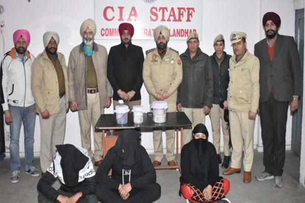 जालंधरः CIA स्टाफ को बड़ी सफलता, 24 घंटे में सुलझाया अरोड़ा मनी चेंजर में हुई लूट का मामला