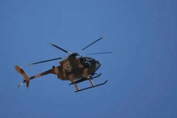 पठानकोट से पेट्रोलिंग के लिए निकला सेना का हेलिकॉप्टर क्रैश, दोनों पायलट गंभीर रूप से घायल