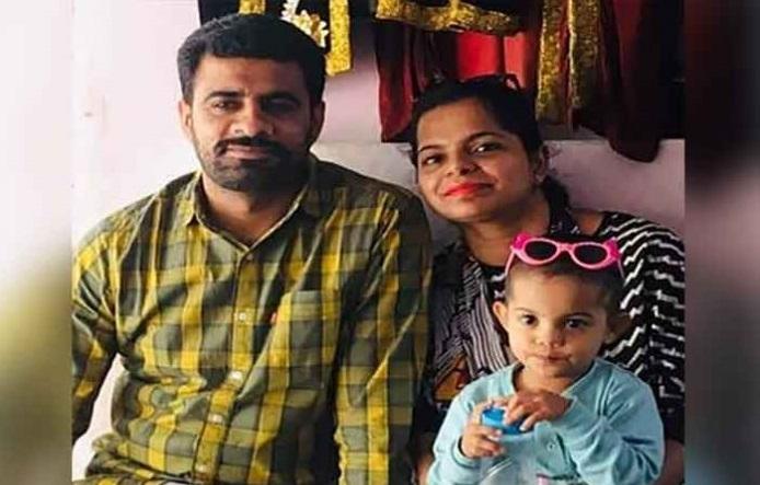 पंजाब में सनसनीखेज वारदात, कारोबारी ने पत्नी और बच्चों समेत खुद को मारी गोली, दोनों मासूमों की मौत