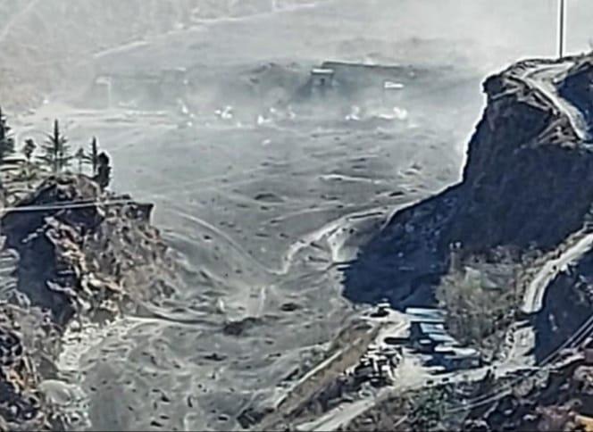 उत्तराखंड: टूटा ग्लेशियर लाया तबाही, अबतक 15 लोगों की मौत, 170 से ज्यादा लापता