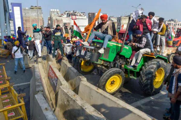 संयुक्त किसान मोर्चा ने जारी की तिहाड़ जेल में बंद किसानों की सूची, देखें पूरी लिस्ट