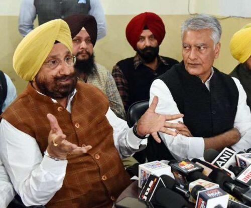कैबिनेट मंत्री सुखजिंदर रंधावा और सुनील जाखड़ ने कैबिनेट मीटिंग में सौपा मुख्यमंत्री को इस्तीफा, कांग्रेस पार्टी में मचा हड़कंप