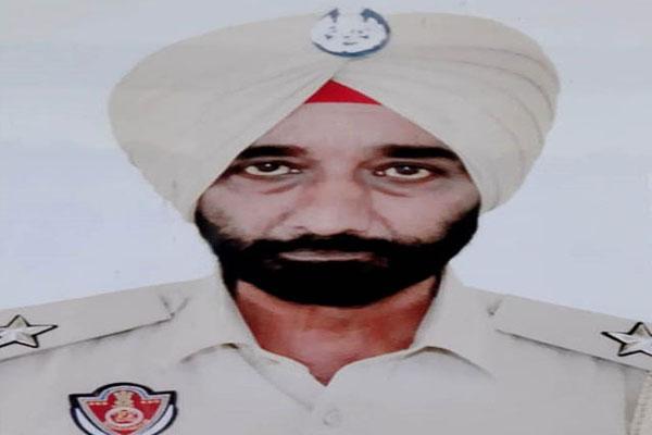 ड्यूटी के बाद घर जा रहा ASI बलकार सिंह सड़क हादसे का शिकार, अस्पताल में मौत