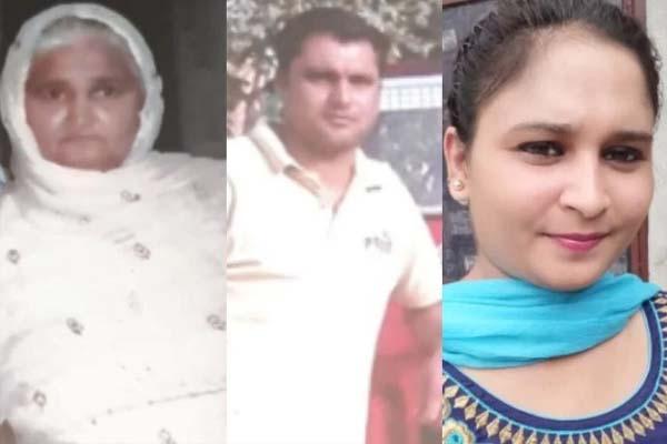 लुधियाना में गरीबी बनी अभिशाप, सात साल से कोमा में पड़े भाई और मां को दिया जहर, फिर खुद खाकर दे दी जान