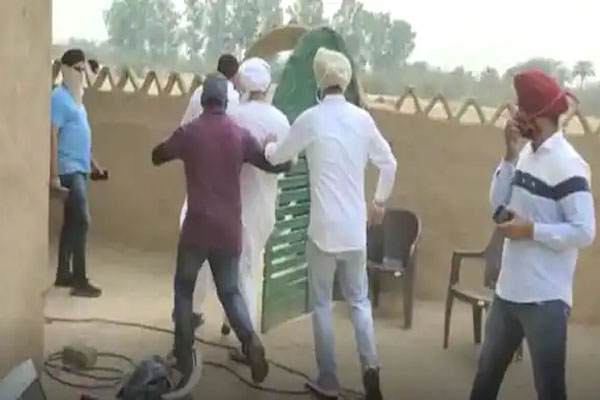 इस मशहूर पंजाबी अभिनेता को पंजाब पुलिस ने किया गिरफ्तार, लॉकडाउन में कर रहे थे शूटिंग