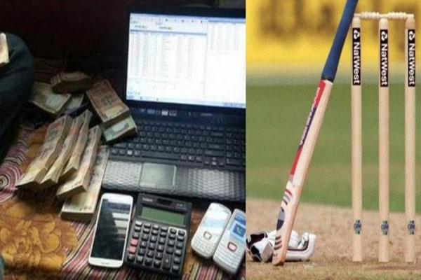 जालंधर हाइट्स में चल रहे IPL सट्टेबाजी गिरोह का पर्दाफाश, पुलिस ने छापेमारी कर 4 बुकी दबोचे