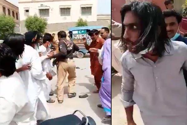 दिनदहाड़े नाबालिग लड़की का अपहरण कर जबरन कबूल करवाया इस्लाम, लड़की चीखती-चिल्लाती रही लेकिन किसी ने नहीं की मदद- देखें VIDEO