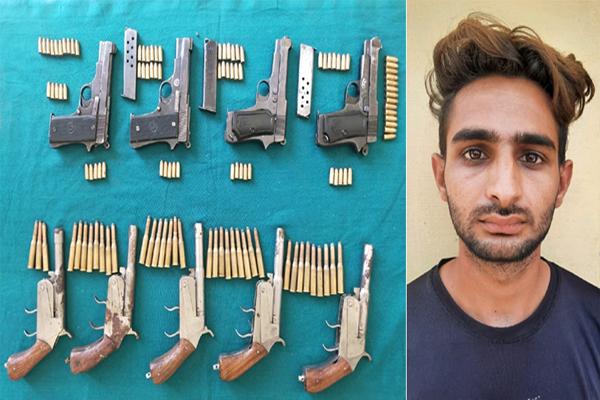 खालिस्तान टाइगर फोर्स के तीसरे साथी को भी पंजाब पुलिस ने दबोचा, डेरा प्रेमी की हत्या में इस्तेमाल हुए हथियार भी बरामद