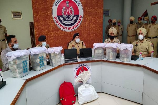 पंजाब पुलिस ने सुलझाया भाखड़ा नहर में फेंकी गई रेमेडिसविर का मामला, 2 करोड़ रुपए समेत 6 आरोपी काबू