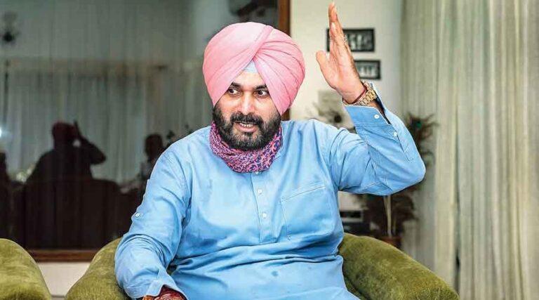 ठोको ताली, नवजोत सिंह सिद्धू बने पंजाब कांग्रेस के प्रधान, ये 4 नेता बने कार्यकारी अध्यक्ष