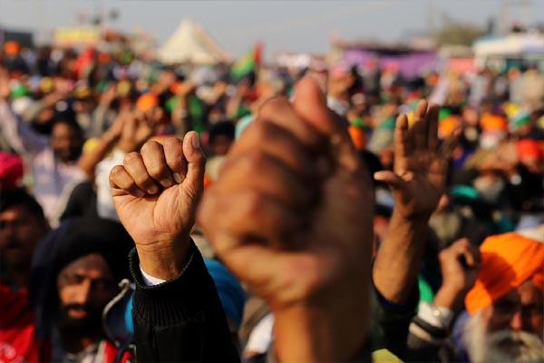 कृषि कानूनों के विरोध में आंदोलनकारी किसानों ने किया बड़ा ऐलान, पढ़ें