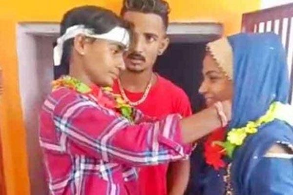 Read more about the article लुधियाना में 2 चचेरी बहनों ने रचाई शादी, भाई ने किया कन्यादान- लड़कियों के परिवार ने जताया ऐतराज