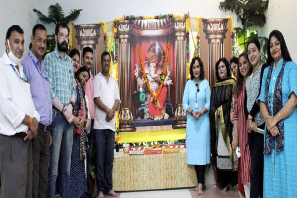 Read more about the article DIPS स्कूल में धूमधाम के साथ किया गया गणपति बप्पा का स्वागत