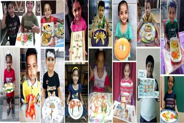 Read more about the article DIPS स्कूल में पौष्टिक आहार संबंधी गतिविधियों का आयोजन
