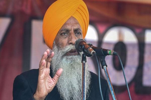 Read more about the article किसान नेता गुरनाम सिंह चढ़ूनी का ऐलान, 25 सितंबर को नहीं होगा भारत बंद