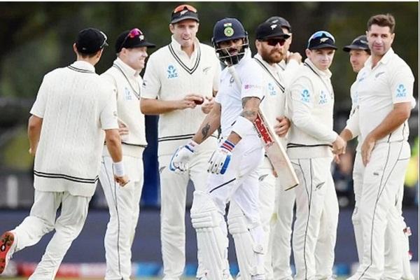 You are currently viewing IND vs NZ: भारतीय क्रिकेट टीम का न्यूजीलैंड दौरा रद्द, अब अगले साल टी20 वर्ल्ड कप के बाद भी हो सकेगा टूर