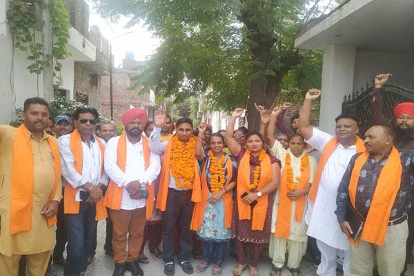 Read more about the article नेशनल जागृत पार्टी ने लुधियाना में की जिला स्तरीय मीटिंग