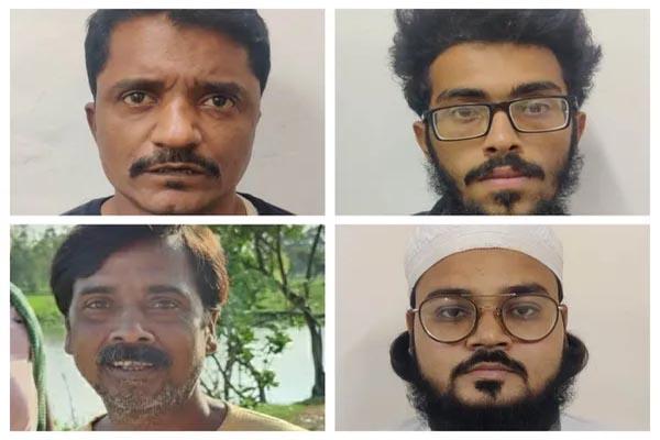 Read more about the article बड़ी खबर: देश को दहलाने की बड़ी साजिश नाकाम, स्पेशल सेल ने 6 संदिग्ध आतंकियों को दबोचा