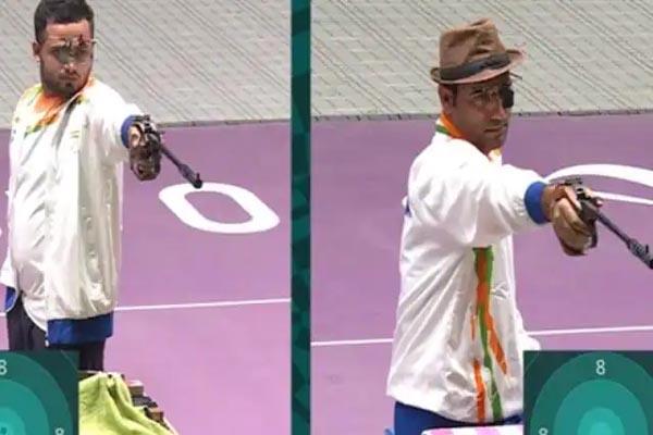 Read more about the article Tokyo Paralympics: निशानेबाजी में भारत को 'सोना-चांदी' मिला साथ-साथ