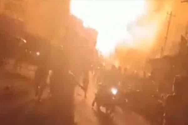 Read more about the article पटाखा दुकान में जबरदस्त विस्फोट, 5 लोगों की मौत; शहर में मची खलबली