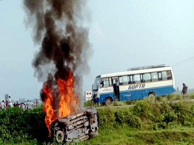 Read more about the article लखीमपुर खीरी हिंसा : SC ने लिंचिंग से जुड़ी एफआईआर पर यूपी सरकार से मांगा जवाब, गवाहों को सुरक्षा के आदेश