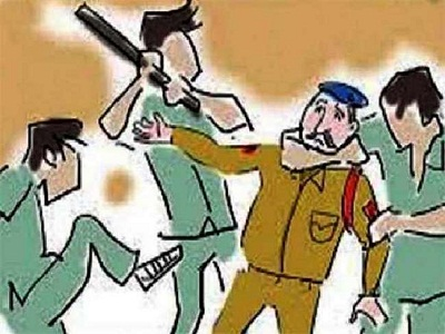 Read more about the article लुधियाना में झगड़ा छुड़ाने गई पुलिस पार्टी पर हमला, वर्दी भी फाड़ी, सरकारी पिस्टल छीनने की कोशिश