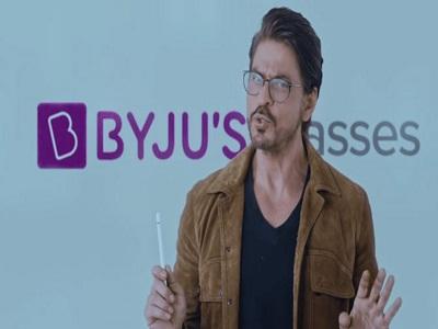 Read more about the article बेटे की गिरफ्तारी के बाद किंग खान को बड़ा झटका, BYJU'S ने शाहरुख के सभी विज्ञापन पर लगाई रोक