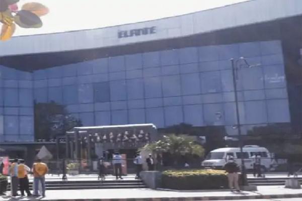 Read more about the article चंडीगढ़ के एलांते मॉल में बम होने की खबर से लोगों में मची अफरा-तफरी