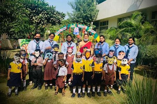 Read more about the article DIPS के नन्हे-मुन्ने बच्चों ने की जंगल की सैर