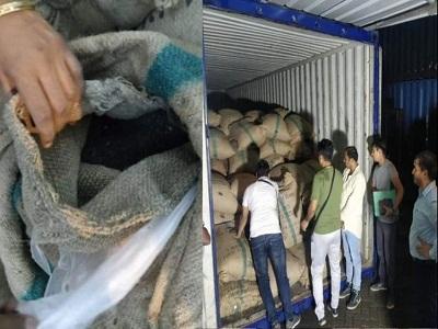 Read more about the article ईरान से मूंगफली के तेल की खेप में छिपाकर लाई 125 करोड़ की हेरोइन पकड़ी, मुंबई का बिजनेसमैन गिरफ्तार