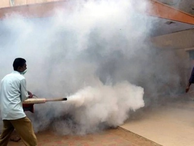 Read more about the article डेंगू के मामले बढ़ने के बाद जागा निगम, फॉगिंग का शेडयूल जारी- जानिए कब आएगी आपके मोहल्ले की बारी