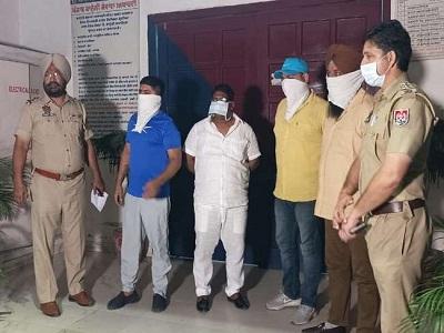 Read more about the article जालंधर पुलिस की बड़ी कार्रवाई : बेस्ट बेस्टर्न होटल से चार जुआरी पकड़े, 10 लाख रुपए की नकदी बरामद