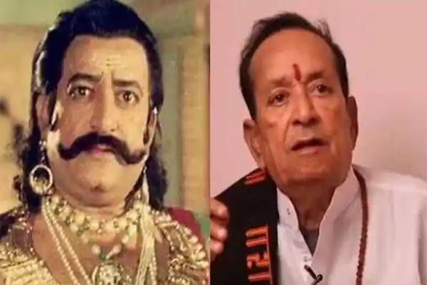 Read more about the article इंटरटेनमेंट इंडस्ट्री को बड़ा झटका: 'रामायण' में रावण का किरदार निभाने वाले इस अभिनेता ने दुनिया को कहा अलविदा