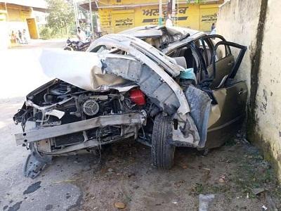 Read more about the article जालंधर में दर्दनाक हादसा, अज्ञात वाहन की टक्कर से एक ही परिवार के तीन लोगों की मौत- 3 की हालत गंभीर