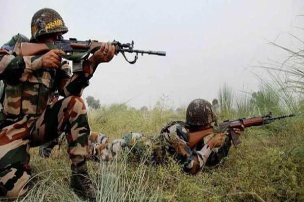 Read more about the article J-K: आतंकियों से मुठभेड़ में पंजाब के चार जवान शहीद, एनकाउंटर जारी