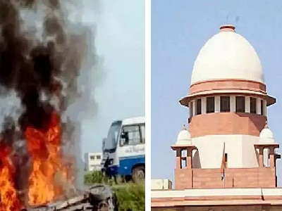 Read more about the article लखीमपुर खीरी हिंसा पर SC सख्त : UP सरकार को आदेश- अब तक कितने गिरफ्तार हुए, स्टेटस रिपोर्ट करो फाइल