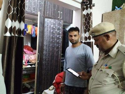 You are currently viewing जालंधर : बॉलीवुड की मेकअप आर्टिस्ट के घर चोरों ने बोला धावा, लाखों के गहने और नकदी चोरी